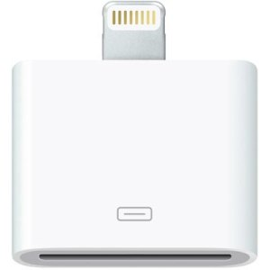 Adaptador 30 pin a 8 pin iphone5/ipad mini/ipad retina