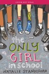 {The Only Girl in School: Natalie Standiford}
