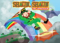 {Shaun, Shaun the leprechaun: Nicole A. Jones}
