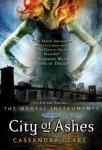 {City of Ashes: Cassandra Clare}