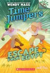 {Escape from Egypt: Wendy Mass}