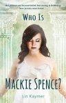 {Who is Mackie Spence?: Lin Kaymer}