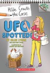 {UFO Spotted!: Hilde Lysiak, Matthew Lysiak}
