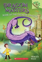 {Roar of the Thunder Dragon: Tracey West}