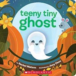 {Teeny Tiny Ghost: Rachel Matson}