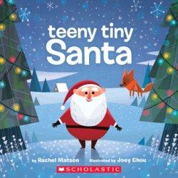 {Teeny Tiny Santa: Rachel Matson}