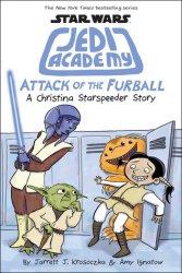 {Star Wars: Jedi Academy, Attack of the Furball: Jarrett J. Krosoczka}