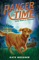 {Long Road to Freedom: Kate Messner}