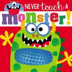 {Never Touch a Monster: Rosie Greening}