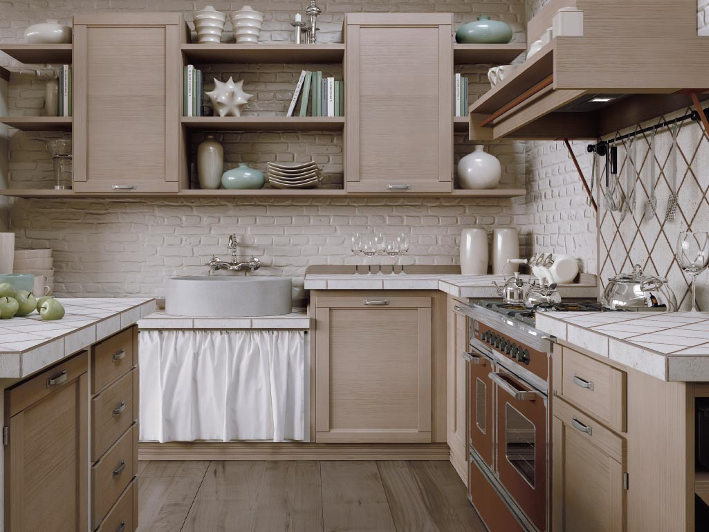 Decorazioni Cucina Vintage