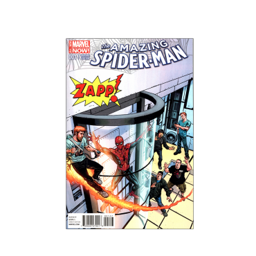 Amazing Spider-Man #1...