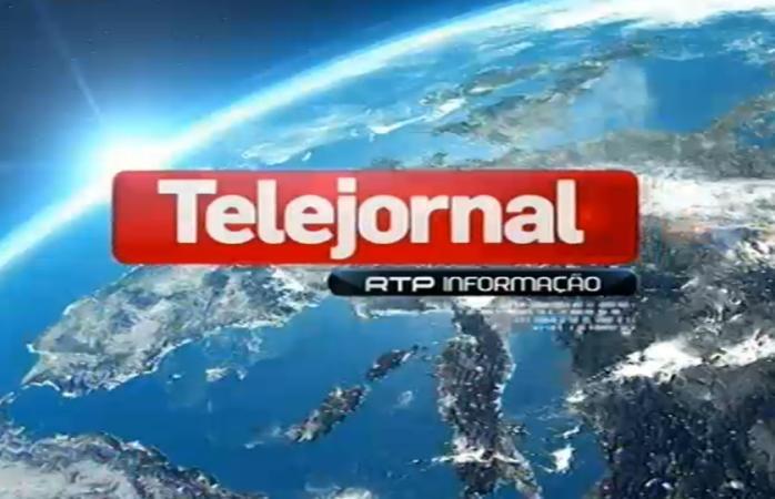 """RTP1 faz emissão especial de """"Telejornal"""""""