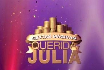 """""""Querida Júlia: Sextas Mágicas"""" volta a registar recorde negativo"""