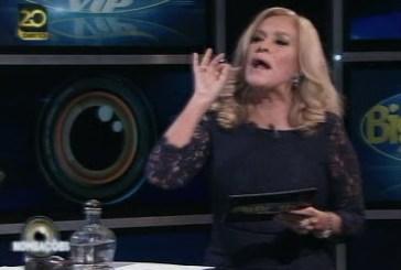 TVI vai ao 'baú' e atira Teresa Guilherme para as 2h da manhã
