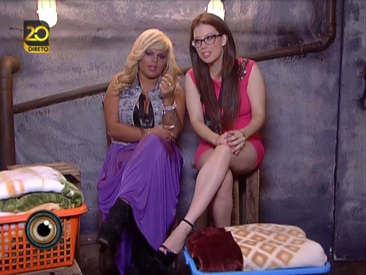 """""""Big Brother VIP"""": Cátia e Fanny são agora concorrentes ..."""