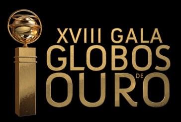 """Conheça os vencedores da """"XVIII Gala dos Globos de Ouro"""""""