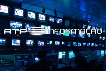 RTP reforça a direção de informação da televisão