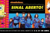 Nickelodeon celebra férias da páscoa em sinal aberto