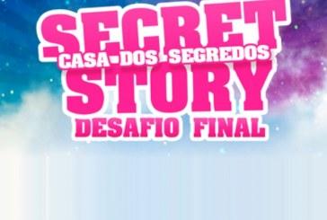 """""""Secret Story"""": Pai de Fanny está a postos para o 'Desafio Final'"""