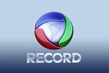Gafe: Apresentador da Record anuncia telejornal da Globo em direto! [vídeo]