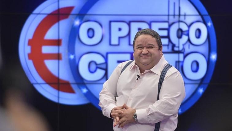 Fernando Mendes renova contrato com a RTP