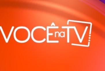 """""""Você na TV!"""" e """"Jornal da Uma"""" batem recorde de audiência"""