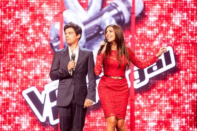 """Catarina Furtado com «grandes» expectativas do """"The Voice Portugal"""""""