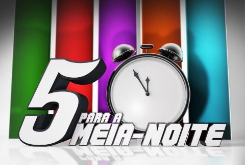 """""""5 Para a Meia-Noite"""" celebra seis anos de emissões"""