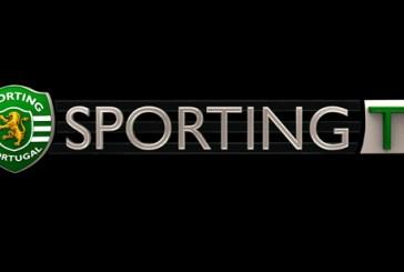 Momento insólito na Sporting TV torna-se viral [vídeo]
