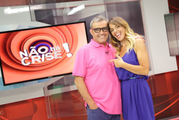 Rita Andrade e João Ricardo em dose dupla aos domingos na SIC