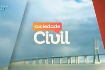 """""""Sociedade Civil"""" passa a ser apresentado por um rosto masculino"""