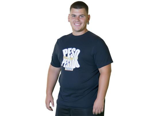Concorrentes Peso Pesado Teen