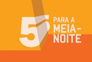 """Filomena Cautela estreia novo """"5 para a Meia-Noite"""""""