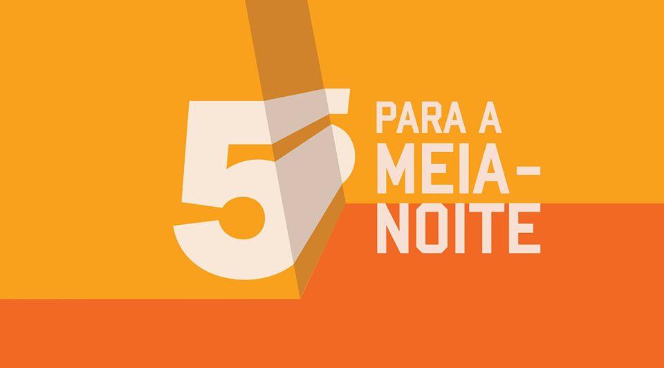 """""""5 Para a Meia-Noite"""" regressa esta semana [vídeo]"""