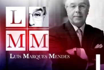 SIC muda comentários de Luís Marques Mendes para os domingos