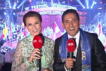 Audiências: Manhã de Natal é passada no Circo de Montecarlo da SIC!