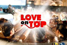 """""""Love on Top"""" bate """"A Lei do Amor"""""""