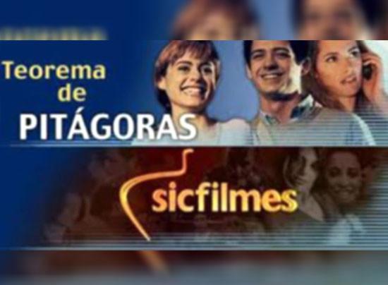 """Telefilme """"Teorema de Pitágoras"""" regressa à SIC"""