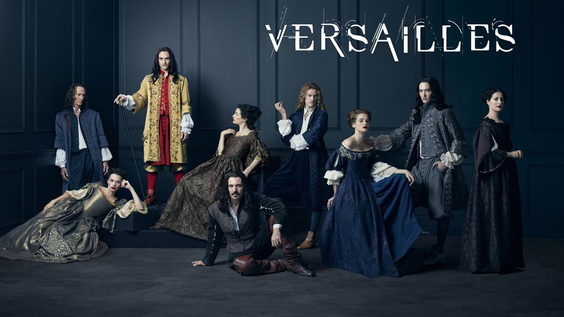 """RTP1 estreia a série histórica """"Versailles"""""""