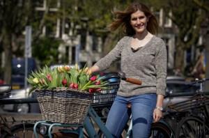 Rainha das Flores Holanda