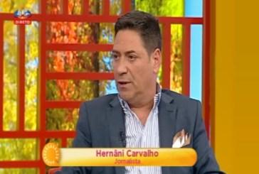 Hernâni Carvalho analisa caso de jovem que agrediu o cão e publicou vídeo [com vídeo]