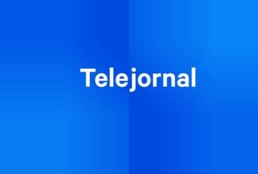 """""""Telejornal"""" alcança o 2º lugar entre os mais vistos do dia"""