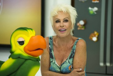 Ana Maria Braga magoada com a Globo