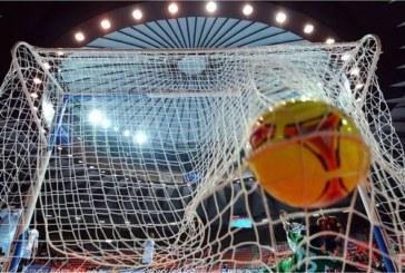 Futsal dá liderança à TVI