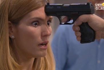 """Cenas de ação chegam a """"Rainha das Flores"""" e protagonista é ameaçada de morte esta noite [vídeo]"""