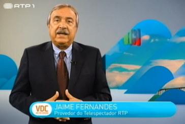 RTP1 exibe homenagem a Jaime Fernandes (1947-2016)