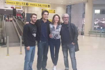 """Atores já estão no Brasil a gravar """"Ouro Verde"""""""