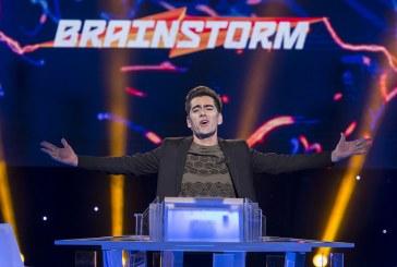 """""""Brainstorm"""" chega amanhã ao horário nobre da RTP1"""