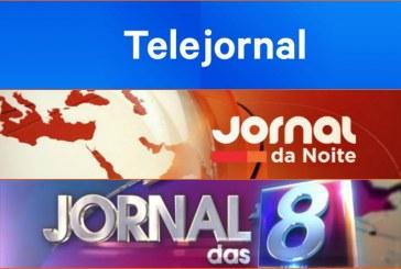 """""""Jornal da Noite"""" e """"Jornal das 8"""" registam melhor valor de 2017"""