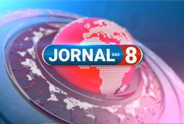 """""""Jornal das 8"""" tem mais audiência que """"Paixão"""""""